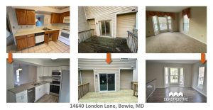 Before & After - Bowie, MD