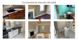 Before & After - Pikesville, MD