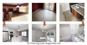 Before & After - Hogansville, GA