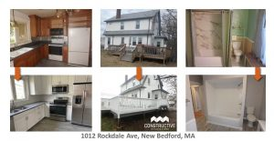 Before & After - New Bedford, MA